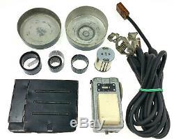 Equipment Headset For Spy Military Radio 354 R354 Gru Kgb Soviet Russian Army