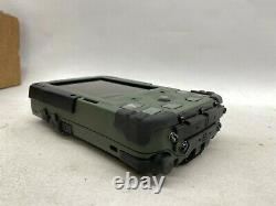 Ex British Army Handheld Rugged Computer DA05M Military Spec Windows Mobile 5.0
