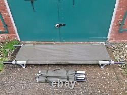 Ex Military Lightweight Assault Folding Stretcher Litter Field -Portable (B)