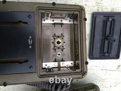Ex Mod Surplus Military Field Telephone Ptc 414 Pair Looks German Military