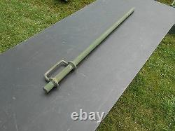 Four. Military Surplus Tent Stake Anchor Pin Canopy Support Tie Down 42' Army