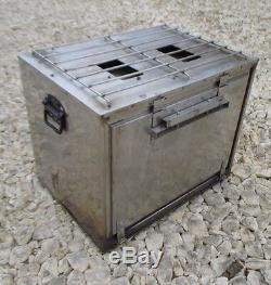 G1 Military No5 Field Kitchen Hot Box OVEN Army MOD Cadet Scouts Field Catering
