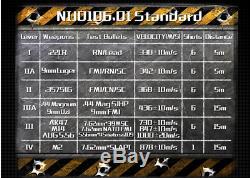 GA6 IV5 6.5mm Bulletproof Steel Plate Safety Anti Ballistic Armor Military Panel