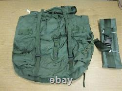 GENUINE US Army Military Alice LC-2 LARGE Combat Field Pack NEW WITH KIDNEY PAD