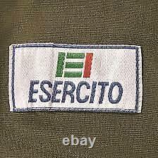 Genuine Italian Army Military Track Suit-Surplus-Used, Size Large