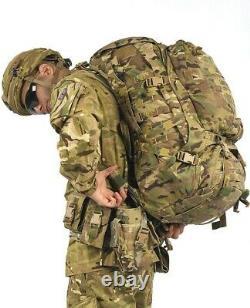 Genuine MTP 90L Virtus British Military Issue Bergan Large Rucksack BRAND NEW