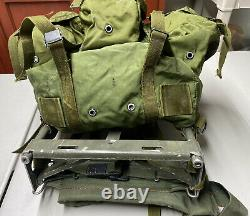 Genuine USGI US Army Military Issue ALICE Pack Large Rucksack Backpack withFrame