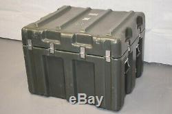 Hardigg Pelican Transport Flight Storage Case Box British Army Military