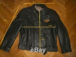JNA (Yugoslav Peoples Army) Military Police motorcyclist leather jacket new