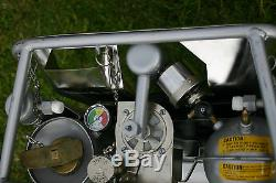 M2A Military liquid fuel cooker / heater / burner, M2A, American USA Army stove