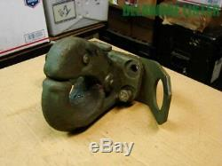 MILITARY Army Truck Orig M151 A2 Jeep M715 M38 Pintle Hitch withChain Plate