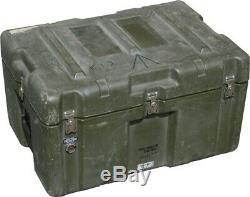 MILITARY SURPLUS Army Storage Trunk 73x49x39cm