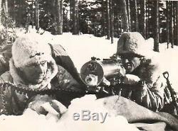 MILITARY SURPLUS Swedish Army Winter Wool Cap WW1