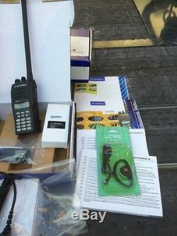 MOTOROLA ex UK Military Personal radio section and squad use UHF 862MHZ GP580