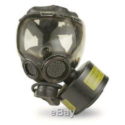 MSA Millennium CBRN Gas Mask U. S. Military Surplus Army Issue with New Filter
