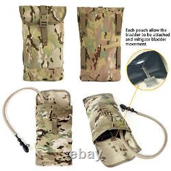 MT Military FILBE Main Rucksack Tactical Army Backpack with Pouches Multicam