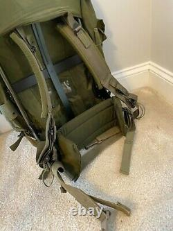 MT Military Medium Alice Pack Army Survival Combat Backpack ALICE Rucksack OD