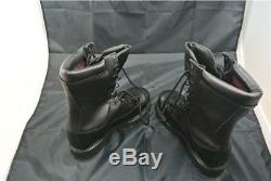 Matterhorn Boots Uk7 Black Army Cadets Hiking Military Thinsulate Gore-tex