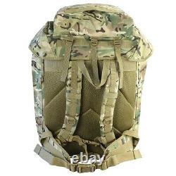 Military Airborne 100 Litre Bergen British Army Para Rucksack Mtp Btp Camo
