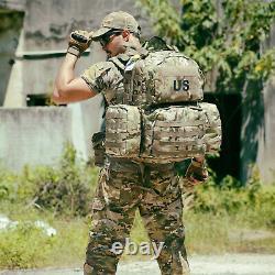 Military Army Backpack MOLLE 2 Medium Tactical Rucksack Internal Frame Multicam