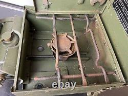 Military Army Portable Field Cooker No2 Camping Petrol Gasoline Stove Burner