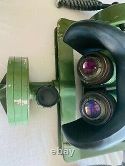 Military Binoculars. E. German Army. 10x80 Anti-tank/aircraft