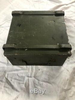 Military British Army Field Stove (Cooker No 2 MK 2 Modified)