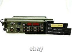 Military Digital Radio Er-253a Thomson Csf Vhf Transceiver Receiver Nato Army
