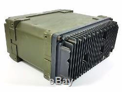 Military Digital Radio Trc571 Thomson Csf French Army Vhf Transceiver Receiver