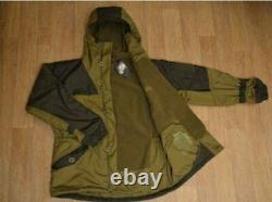 Military Field Suit Gorka- 3 FLEECE Russian Army Camouflage Cotton Size 46-62