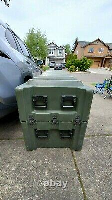 Military Hardigg Tough Case, Very Large, Army