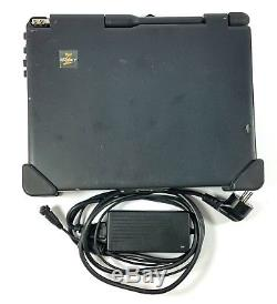 Military Laptop Notebook Roda Rocky II Computer German Army Bundeswehr Amrel