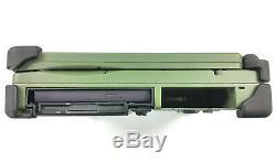 Military Laptop Notebook Roda Rocky III + Computer Ruggedized Nato Army Ue Amrel