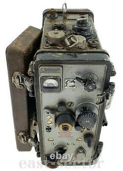 Military Radio R-105M P-105M Russian Soviet Army Receiver Transceiver USSR CCCP
