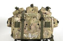 Military Surplus ALICE Pack Combat Tactical Army Backpack withFrame Multicam