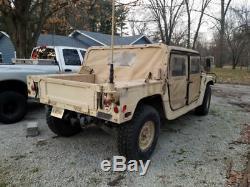 Military Surplus C Pillar Set 4 Man Truck Trailer M998 Hmmwv -no Hardware- Army