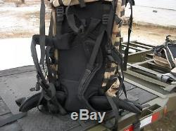 Military Surplus Gregory Backpack Set Assault +patrol Pack Hiking Camping Army