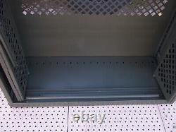 Military Surplus Marvel Weapons Rifle Pistol Rack Cabinet Gun Safe Rack Army