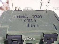Military Surplus Military Kitchen Cambro Food Container Polarware Pans Us Army