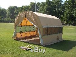Military Surplus Quick-e First Response Shelter Tent Emergency Easy Up Us Army