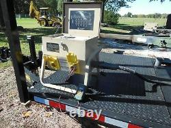 Military Surplus Tent Generator Power Distribution Boxs 25 Kw 60 Amp 20a -army
