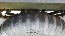 Military trailer, M105, Army surplus Heavy duty