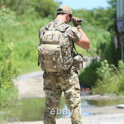 Molle II Rifleman Military Assault Pack Army Tactical Backpack Multicam