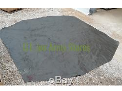 NEW Army 12x12 Tent PVC Groundsheet Military HEAVY DUTY Bouncy Castle Pond Liner
