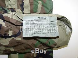 NEW Army Military Surplus Woodland Camo GORETEX Sleeping Bag Bivy Cover USA Made