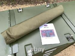 NEW British Army Rugged Folding Field Desk Table Camping Kitchen Military