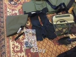 NEW Ex Army Bomb Suit Ppe Military Disposal Kit Old Army Great Rare Collectors