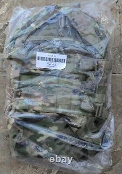 New British Army MTP 17 Litre Virtus Assault Pack Daysack Rucksack Military