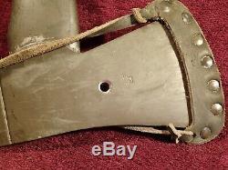 Nice Scarce Vintage Military Axe Sweden Swedish Army Scandinavia