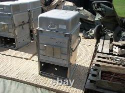 One-military Surplus Kitchen M59 Field Range Stove Oven-no Burner, Pots, Pans-army